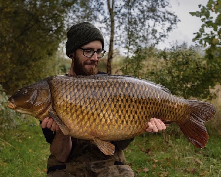 Big shout to daniel whitford for this stunner <b>💪🏻🎣</b>  @TheCARPbible   #Carp #CarpFishin
