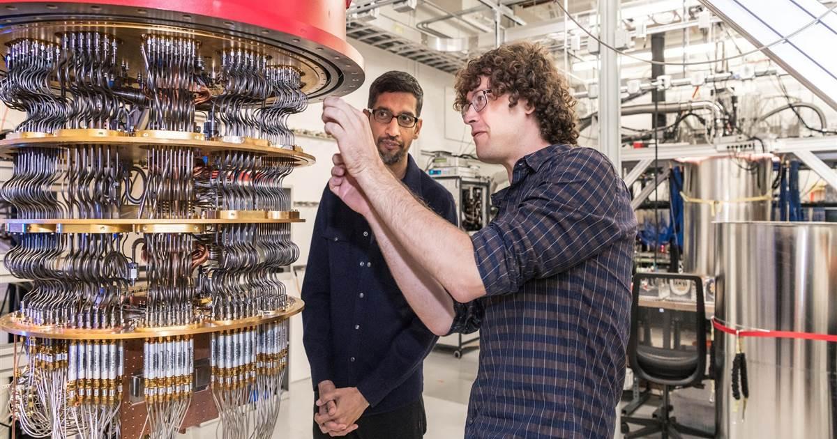 Google claims quantum computing breakthrough, but IBM says not so