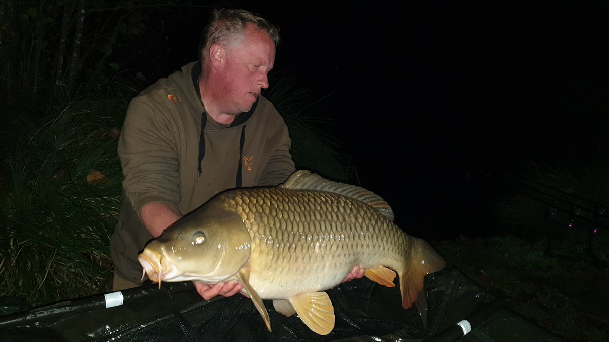 What a week this is <b>Being</b> #carpfishing @GRuff179 @hogg_dawn and still 2 days to go https://t.