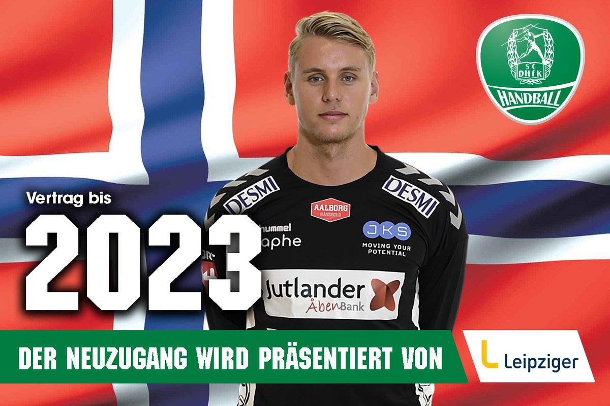+++Transfer-Doppelschlag+++ Nachdem erst vor wenigen Tagen der Wechsel des Dänen Martin Larsen nach Leipzig bekannt gegeben wurde, unterzeichnete nun mit Kristian Saeveraas ein weiterer Nationalspieler einen Kontrakt beim SC DHfK! ℹ Alle Infos: https://t.co/lvRo2m5Ljv https://t.co/JmfVZPjdE0