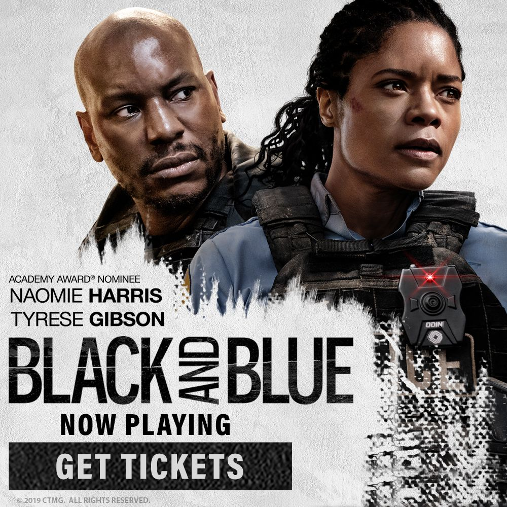 test Twitter Media - Academy Award® nominee #NaomieHarris and #Tyrese star in #BlackAndBlueMovie - Now playing in D-BOX: https://t.co/694fwikGzV  //  Voyez #BlackAndBlue, mettant en vedette #NaomieHarris et #Tyrese, en D-BOX MAINTENANT! https://t.co/kLJZ6x1OPZ