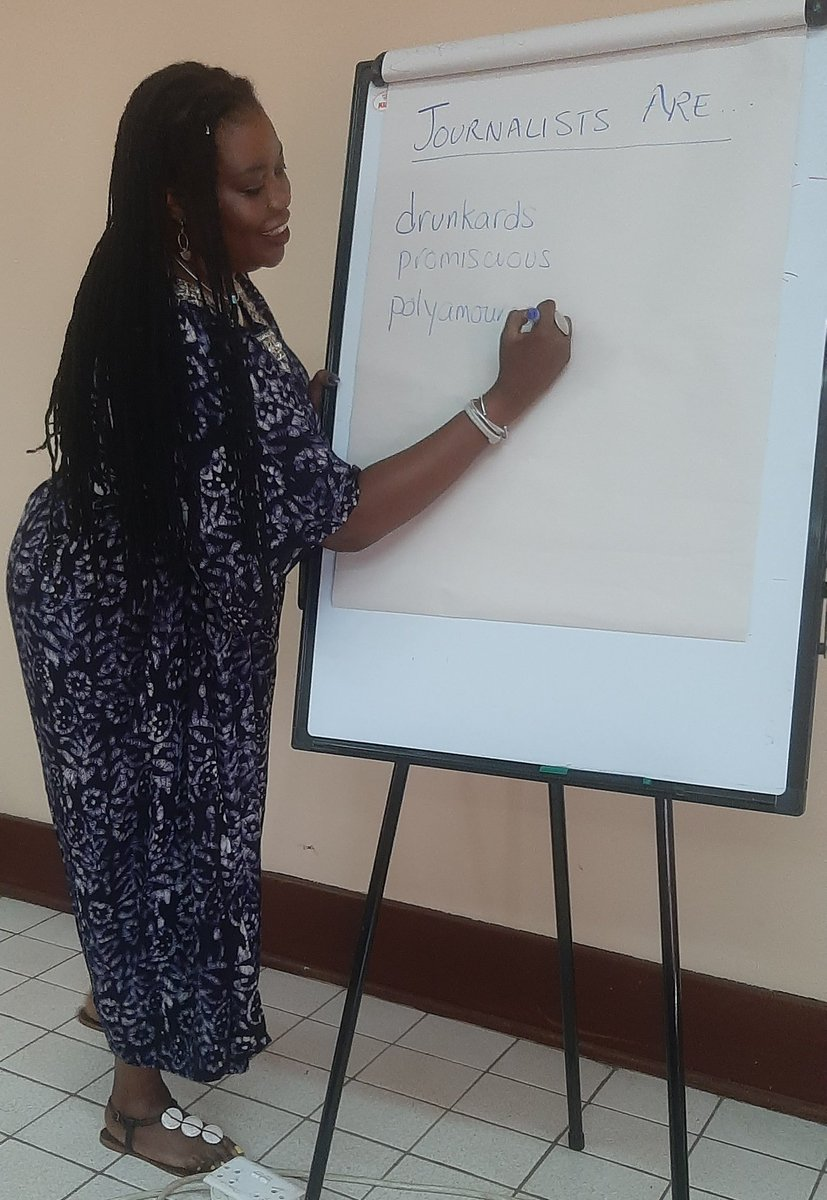 test Twitter Media - Co-Facilitator @BelMataz leading a session on #stereotypes at the Editors sensitization @ejcnet @SwedeninZW @sylmunya @OtherFoundation @COCNederland @mpactglobal @frontlineaids @rhrnzw https://t.co/6gyCU2eNVf