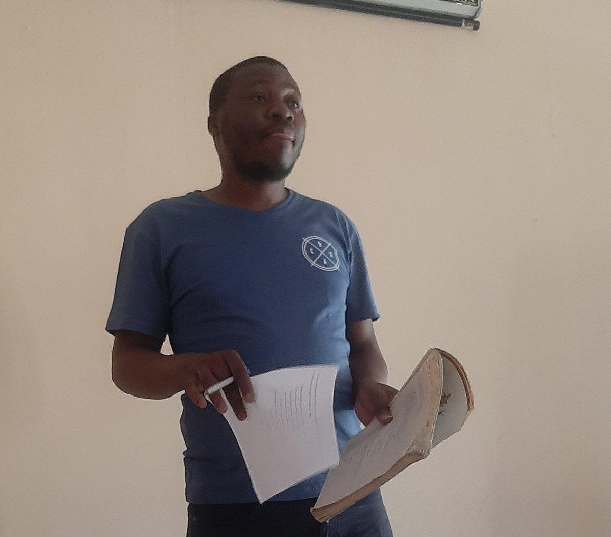 test Twitter Media - Communication Specialist Kumbirai Mufunda sharing perspectives on SOGIE reporting and the Constitution  in Zimbabwe @ejcnet @SwedeninZW @PitchZimbabwe @rhrnzw @thestandardzim @BelMataz @SaProgs @teddymunyimani https://t.co/5Tmc1Z2hOE