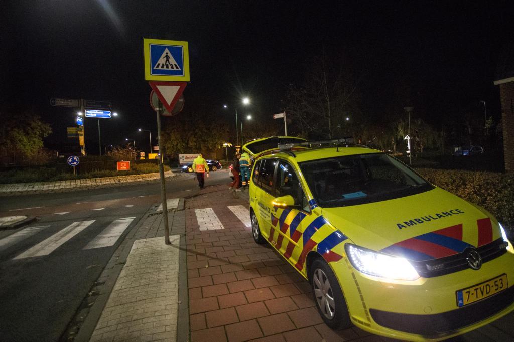 Fietsster licht gewond bij ongeval Hoevenseweg inEtten-Leur..
