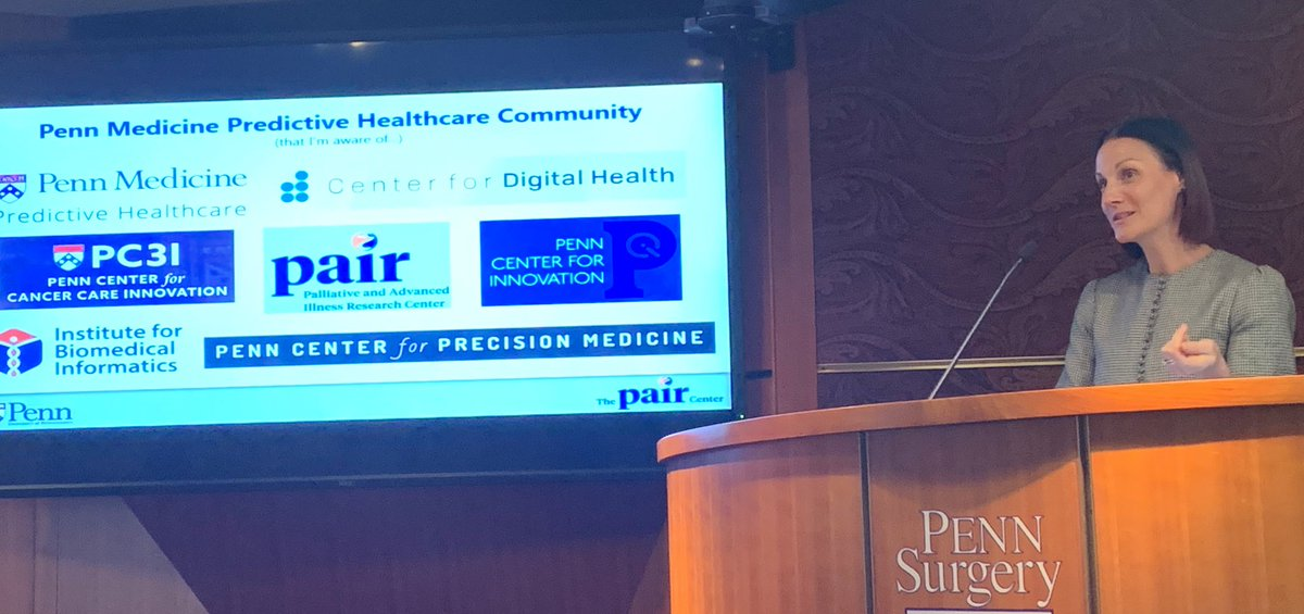 test Twitter Media - At @PAIRCenter we are proud to be one of the voices in this conversation @penn. @PennDataScience @PennPCI @UPennIBI @PM_Innovation @PennMedCDH, we look forward to collaborating further & defining the future of #predictivehealthcare https://t.co/67momx2uWZ