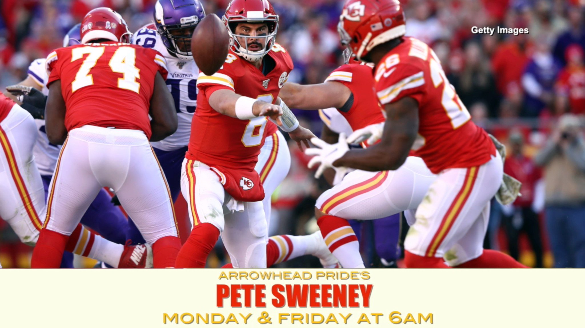Now that we know who will (likely) play quarterback Sunday, @pgsween from @ArrowheadPride makes his selection for top running back in this week's For Pete's Take! #chiefs #chiefskingdom https://t.co/0ac5cS46vo