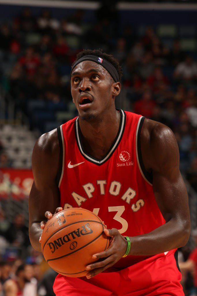 Pascal Siakam reached 44 points and 10 rebounds for the second time with the @Raptors. All other players in Raptors' franchise history have combined for two such games – Vince Carter in Nov. 2000 and Chris Bosh in Jan. 2010. https://t.co/K6iF7BBo2f