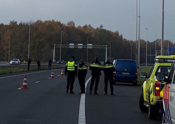 UPDATE: Aanhoudingen na schietincident in Hengelo, één persoon voortvluchtig .