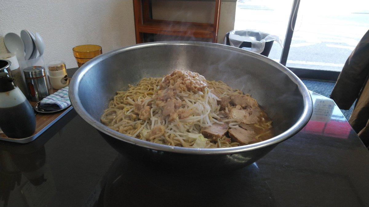 ラーメン二郎三田本店 社長 大豚ラーメン麺 カワサキ 訓練に関連した画像-03