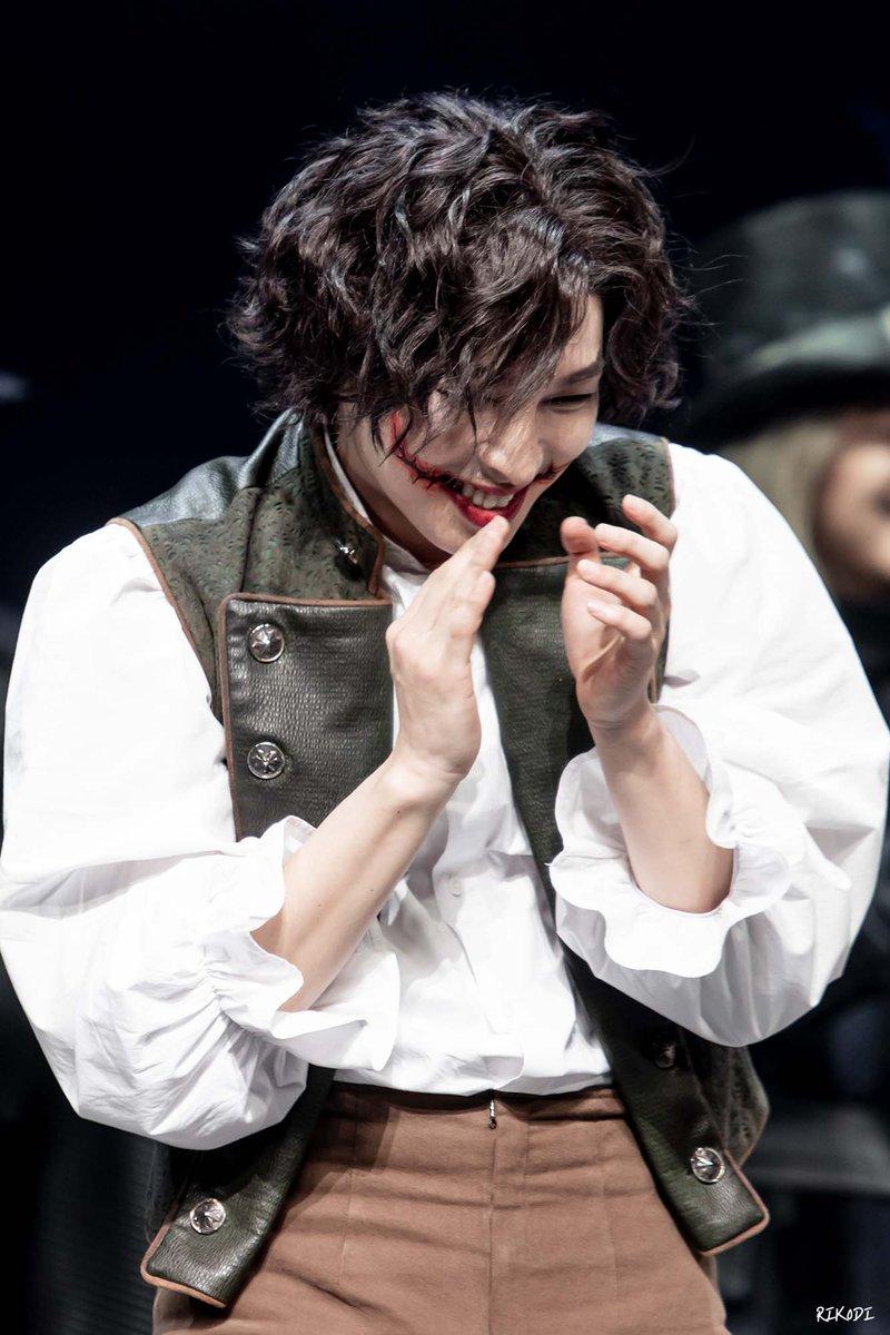 181103 #웃는남자 그윈플렌 #박강현 배우님