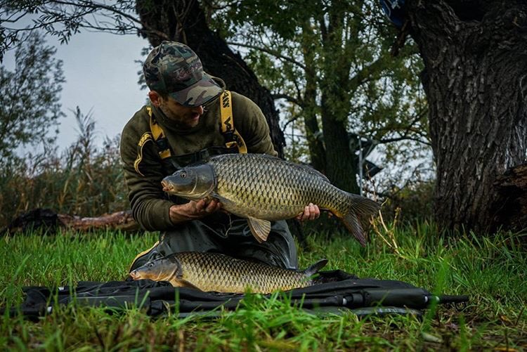 Big lake carp for Stefan. #carpfishing #vasswaders #italy https://t.co/c2aFcyNFf2