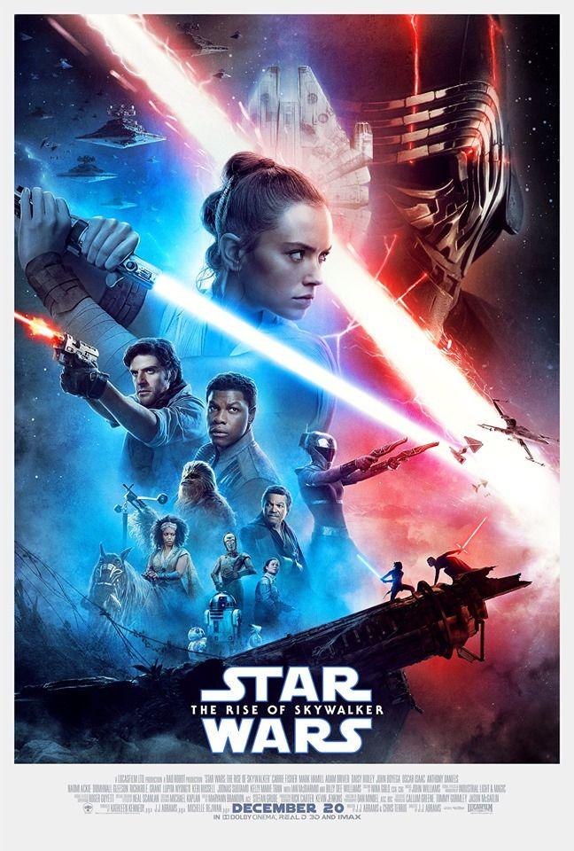 test Twitter Media - Check out the new poster for #StarWars: The Rise of Skywalker. In #DBOX December 20. Get your tickets now: https://t.co/H2bddhMSXc  //  Découvrez la nouvelle affiche de Star Wars: The Rise of Skywalker. En D-BOX le 20 décembre. Achetez vos billets dès maintenant! https://t.co/rXEYKFYa6D