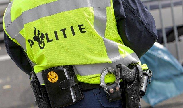 Melding politie Provincialeweg Schalkwijk