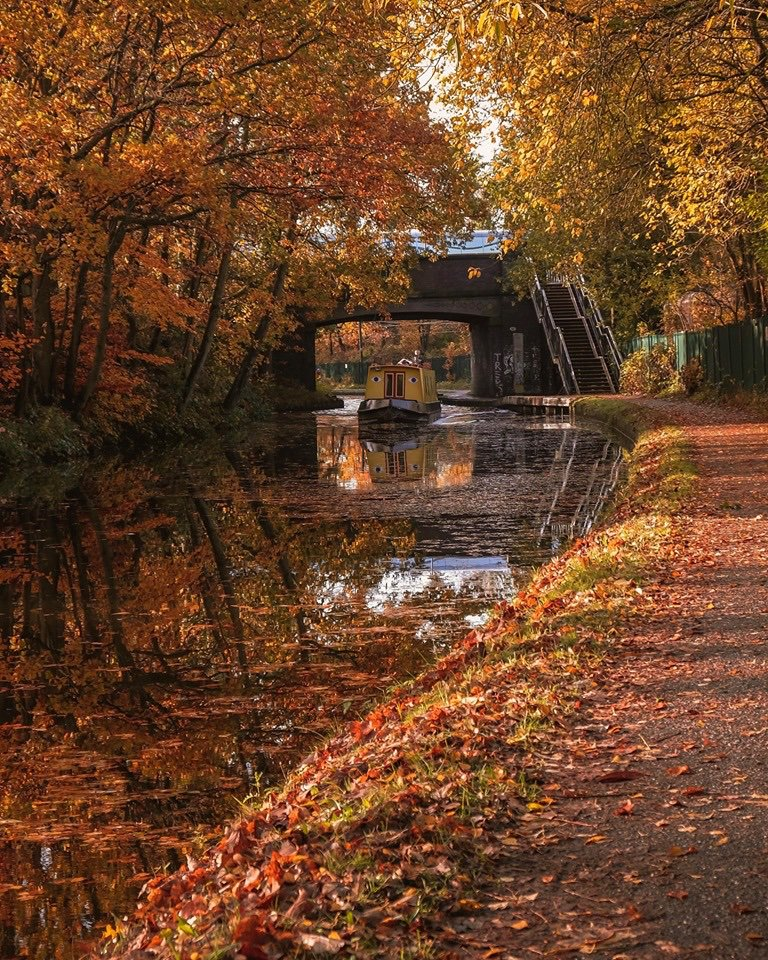 We LOVE Autumn. As a love letter to our favourite season, we've trawled Instagram to find our favourite photographs of Autumn in Birmingham - captured by our city's most talented photographers. Prepare to fall head over heels for your city all over again.