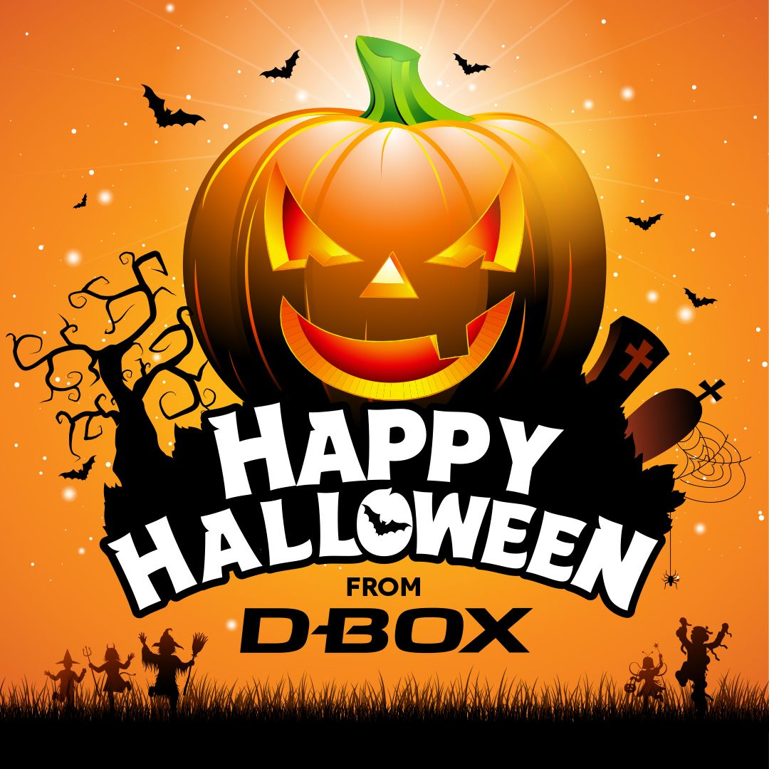 test Twitter Media - Happy Halloween #DBOX fans! 🎃🖤  // Joyeux #Halloween! 🎃🖤 https://t.co/fjPS4kQSuX