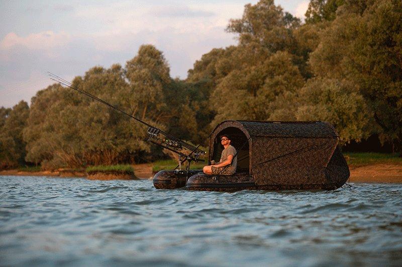 Ad - Who's buying one? Fox FX420 Camo Boat Bivvy On eBay here --&<b>Gt;</b>&<b>Gt;</b> https://t.co/