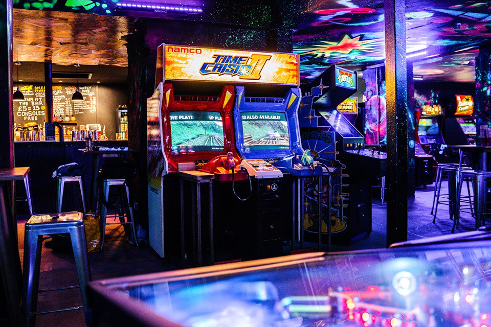 A brand new arcade bar called NQ64 is opening in Digbeth in 2020, and it looks AMAZING!!!