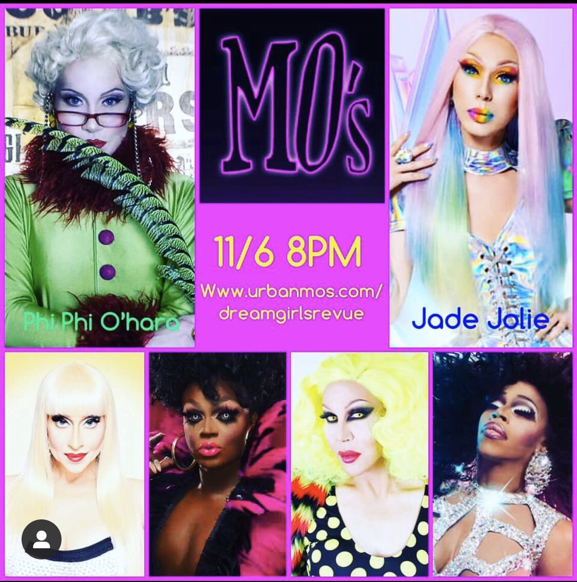 Catch me at @mosuniverse tomorrow in SD, Cali with @PhiPhiOhara @TheOnlyMayhem @ChadMichaels1 #VancieVega & #JasmineMasters