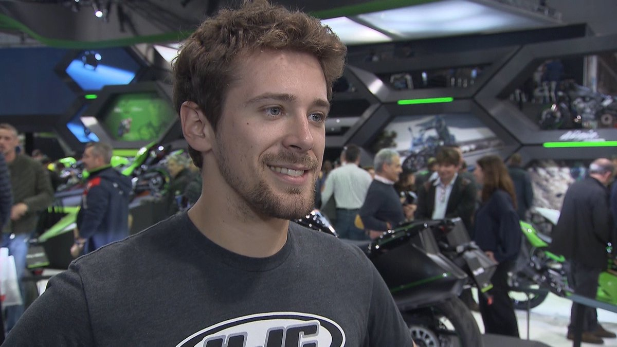 "test Twitter Media - ""Excited"" Öettl has ""high expectations"" in debut World Supersport season  📹INTERVIEW 