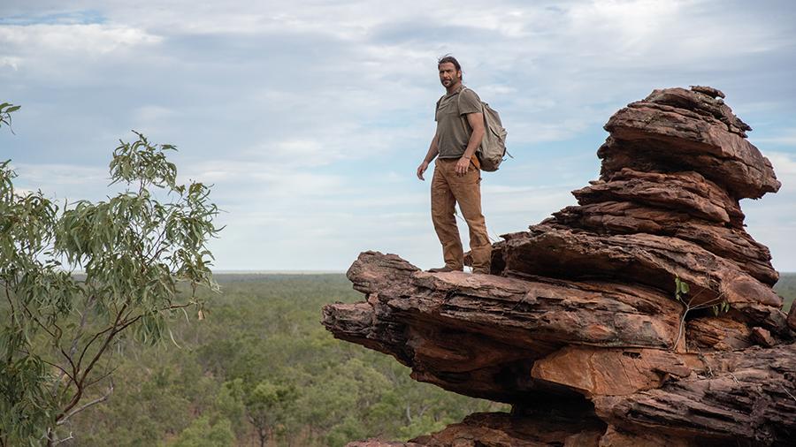 It's Hazen vs. the Australian outback on tonight's all-new #UltimateSurvival WW2, coming to @natgeochannel UK at 9pm https://t.co/IzxW5m8czZ