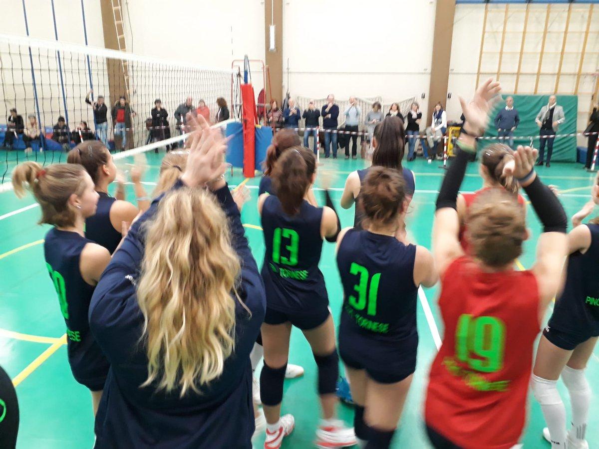 test Twitter Media - Esordio stagionale nel campionato UISP Cat. U18 con vittoria casalinga al tie break della U16  GSPV-Chieri76 contro il Volley Montanaro (parziali 25-22; 20-25; 19-25; 25-13; 15-9).  #cominciamobene https://t.co/nkCeNXwLjO