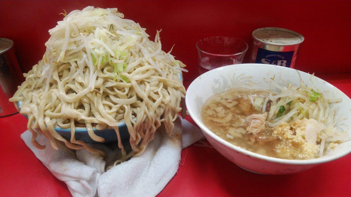 ラーメン二郎三田本店 社長 大豚ラーメン麺 カワサキ 訓練に関連した画像-01