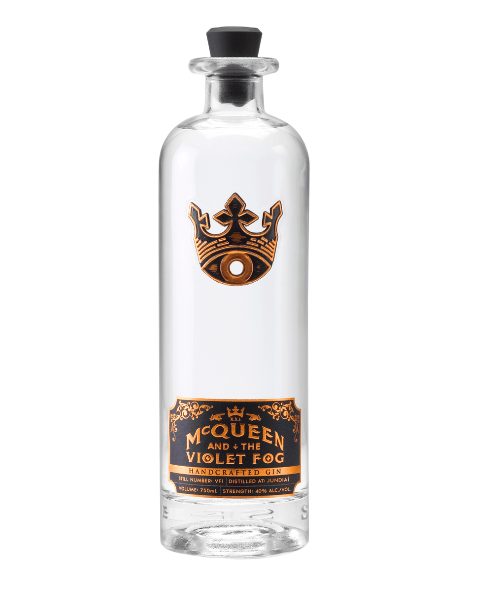 Review: McQueen and the Violet Fog Gin  #cocktails #dog
