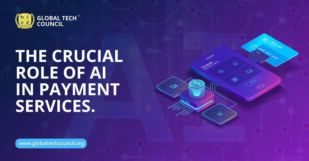 test Twitter Media - AI services have long been used in credit card systems and banking to detect and spot fraudulent activity. Let us analyze the various aspects in which AI plays a crucial role in the payments industry. https://t.co/ufhngm7KZ3  #ArtificialIntelligence #GlobalTechCouncil https://t.co/BJfkCpb34t