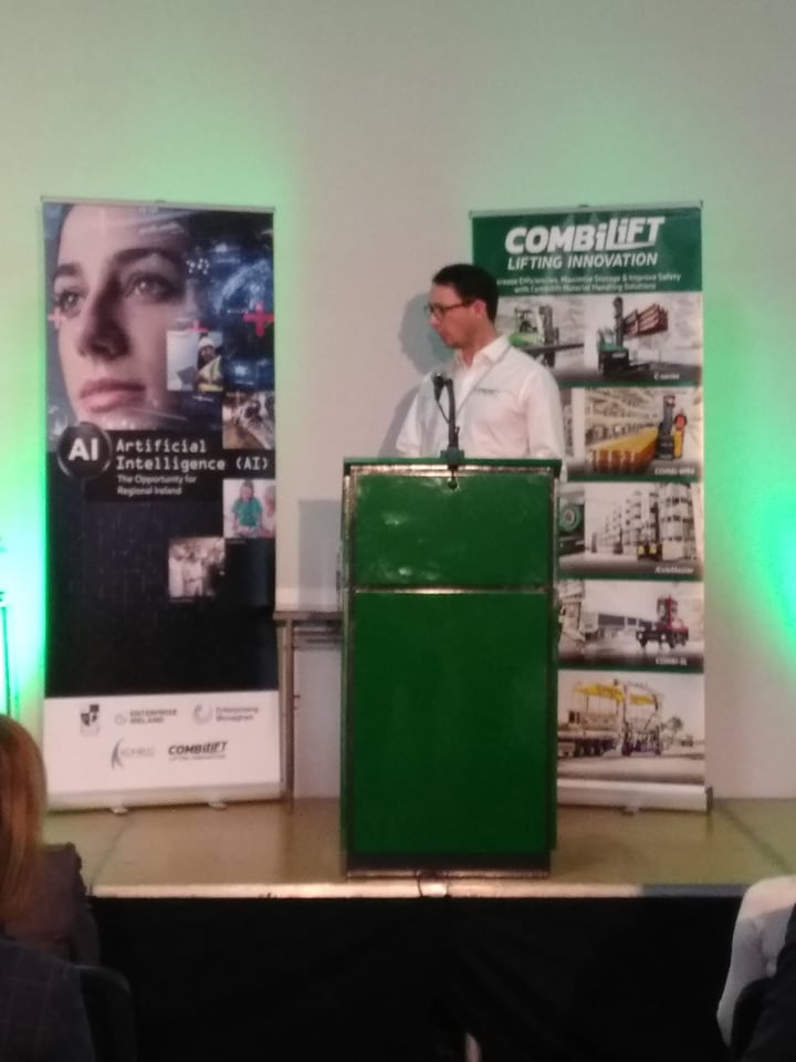 test Twitter Media - #ArtificialIntelligence can unlock new possibilities for Advanced Driver Assistance Systems (ADAS) in industrial vehicles. This is an active area of research and development at @Combilift #LiftingInnovation #Monaghan #deeplearning #YourCouncil @Entirl https://t.co/ZDqCtt2mLn