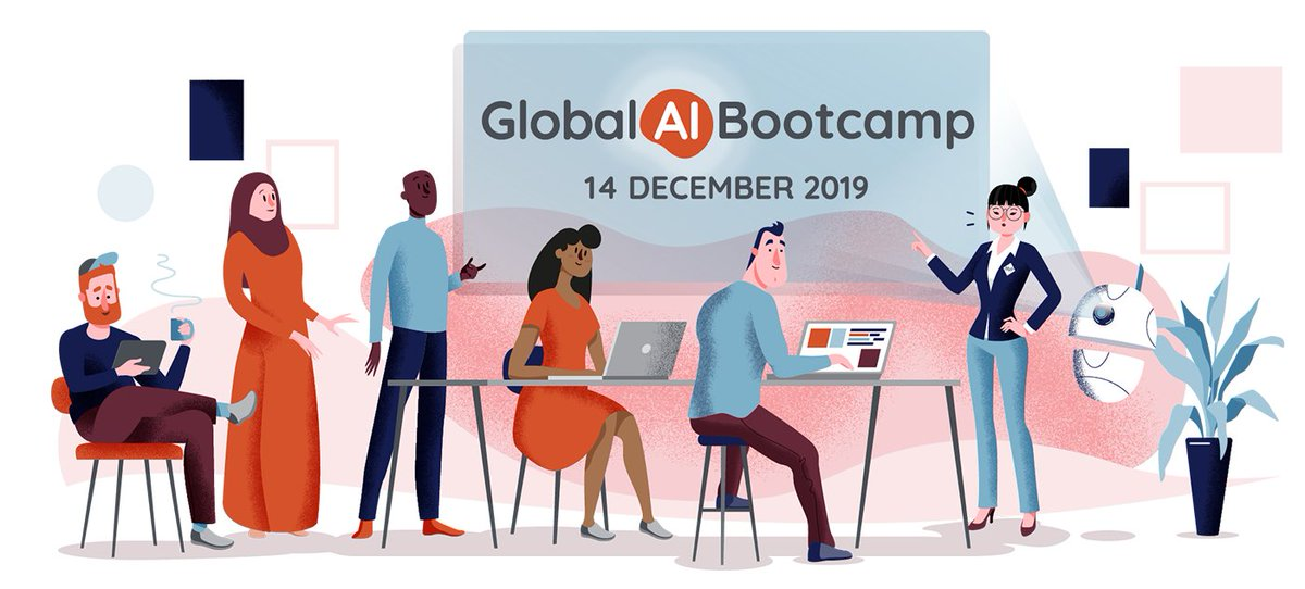 test Twitter Media - Are you ready for full day of #AI? With great speakers you will learn more about #DeepLearning #CognitiveServices #Azure #AWS..   Come and join Anđela Todorović, @pete_codes and @thebeebs on 14 December in Nottingham!   #GlobalAIBootcamp  https://t.co/s8ecZ7RJS5 https://t.co/bYFCi5UzyP