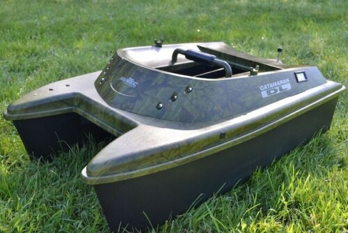 Ad - Anatec Catamaran DL Devo7 Oak Bait Boat On eBay here -->> https://t.co/74rUxhe7Ue  #carpf