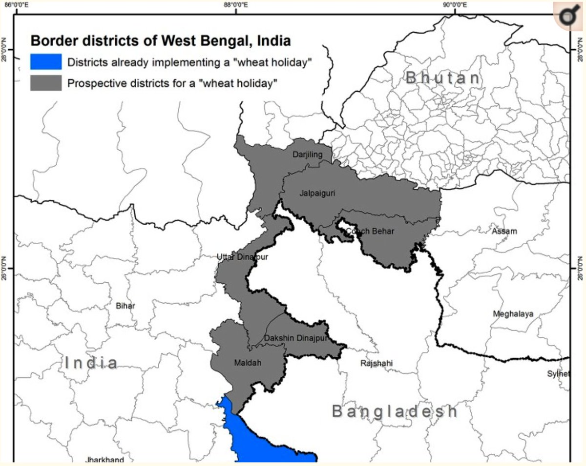 test Twitter Media - The emergence of wheat-blast in Bangladesh in the 2015-16 wheat crop threatens the food security of South Asia.'Wheat holiday' can help to avert wheat blast spreading to other regions. https://t.co/8c8vOUEyDp #wheatblast #Magnaporthe @PLOSONE https://t.co/wAztUk9VIf