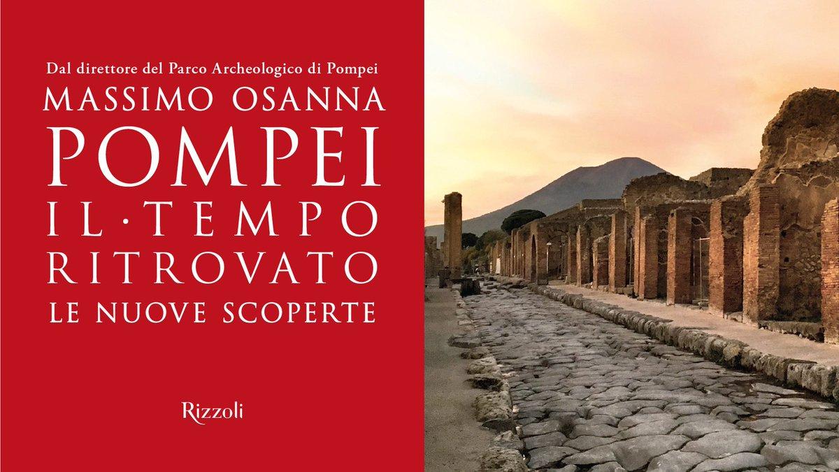 """test Twitter Media - Il Direttore Generale @MassimoOsanna presenta il suo libro, """"#Pompei. Il tempo ritrovato. Le nuove scoperte"""", il giorno #25novembre alle 18 al teatro Di Costanzo Mattiello a Pompei. Intervengono Gennaro Carillo e Carlo Rescigno. Modera Gaty Sepe. https://t.co/i4kgTu1vxu https://t.co/uglyex0LfV"""