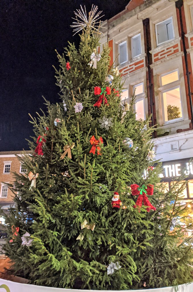 test Twitter Media - Christmas has arrived in Richmond. 🎄🌲🎄🎁 https://t.co/0ZWatEx3Cm