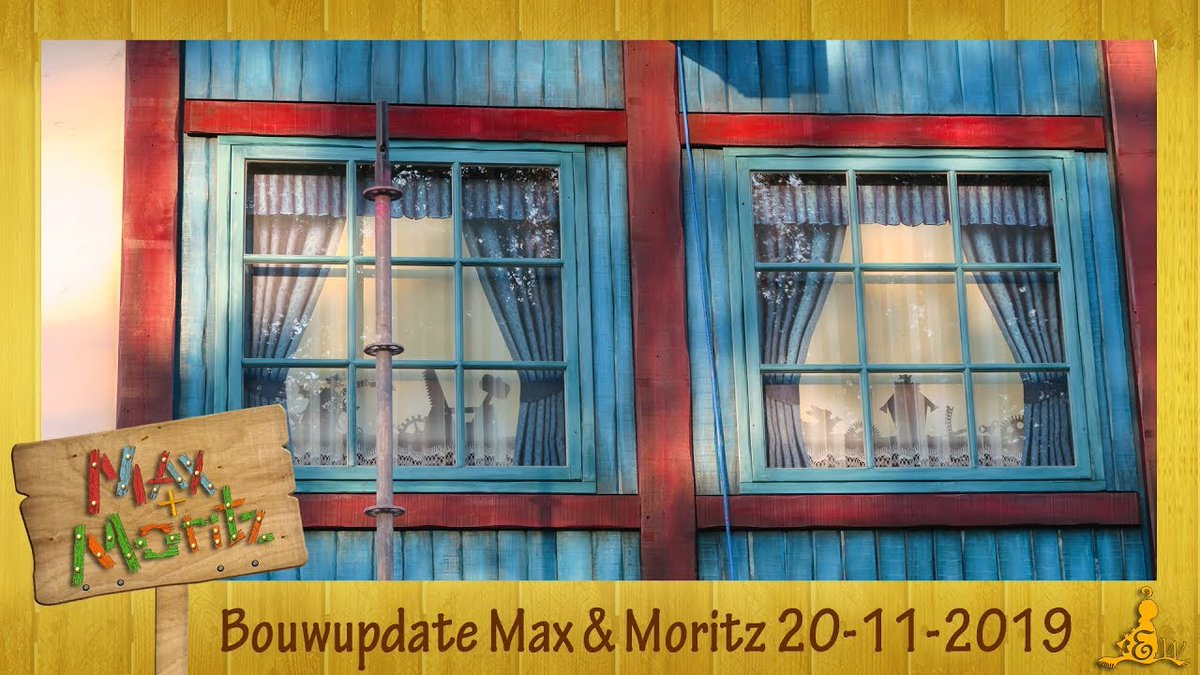 test Twitter Media - Bouw achtbaan Max & Moritz - Update 5 #Efteling https://t.co/xm61TuKCgW via @YouTube https://t.co/jRxSWvFtbJ
