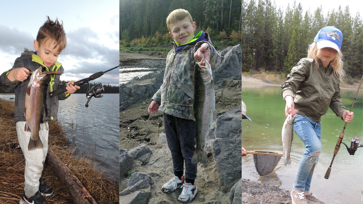 Free Fishing Days!  On Friday and Saturday, Nov. 29-30, 2019, no fishing licenses or tags (including a Combined Angling Tag or Columbia River Basin Endorsement or Two-Rod Validation) are required to fish, crab or clam anywhere in Oregon. -