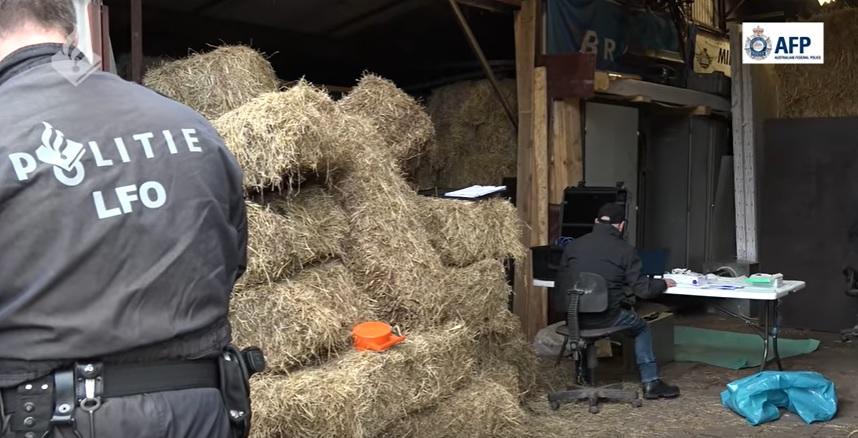 Intercontinentale drugsroute vanuit onder andere Raamsdonksveer beëindigd door Nederlandse en Australische politie -..