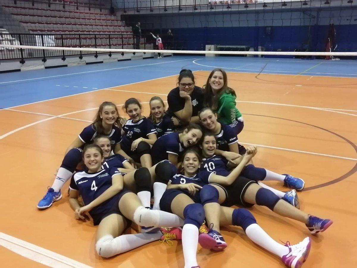 test Twitter Media - Esordio vincente (e convincente) nel campionato UISP per le ragazze della U14F guidate dalle allenatrici Molino & Barraco contro il SER Santena 3 a 0 (25-20; 25-23; 25-20) https://t.co/i2EVzcp55e