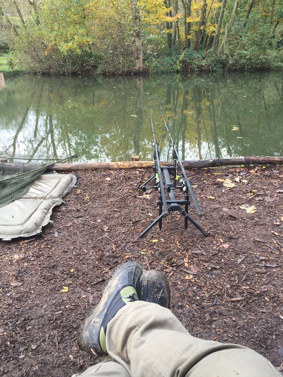 Finished the session with 5 carp very happy with that 🎣 #carpfishing #<b>Fishinglife</b> https://