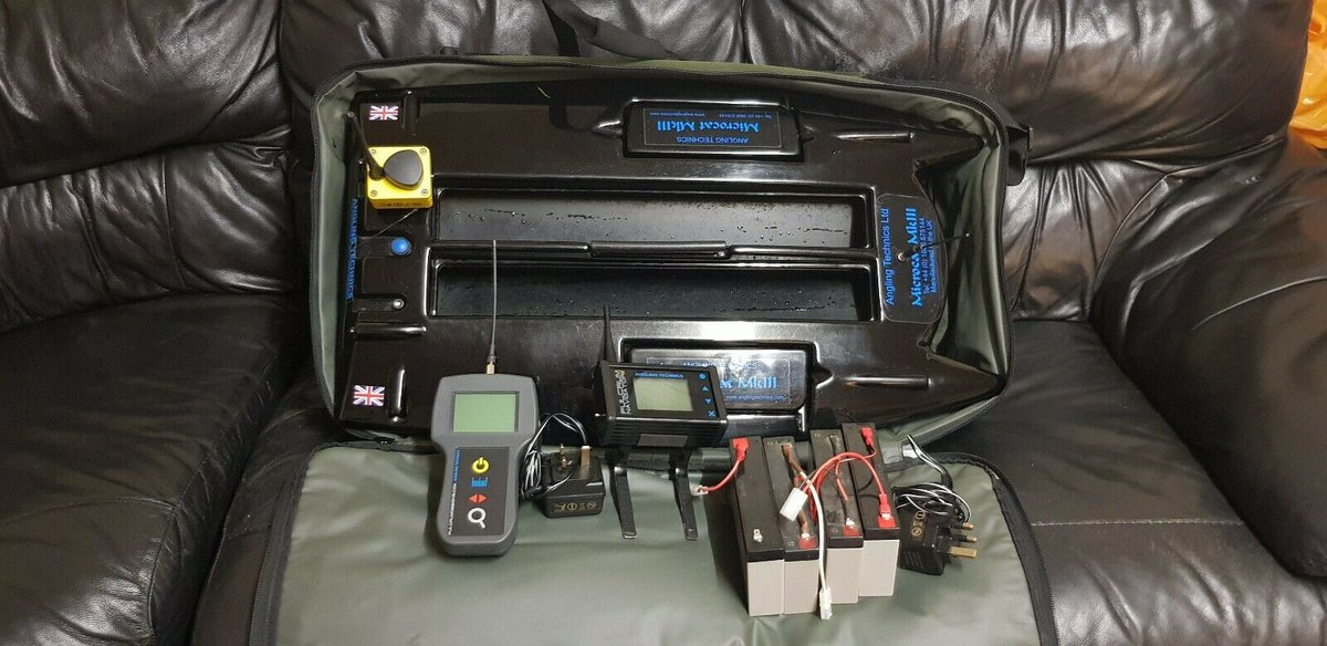 Ad - Angling Technics Microcat MK3 Bait Boat On eBay here -->> https://t.co/mzDsbyqE4P  #carpf