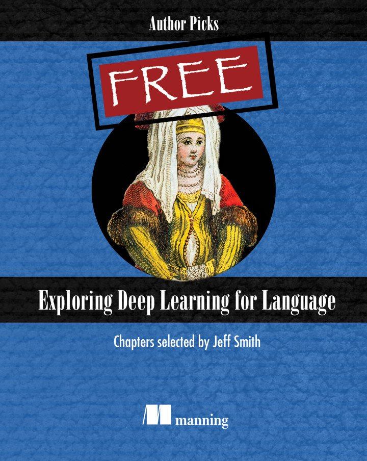 """test Twitter Media - #africacom! FREE eBook """"Exploring Deep Learning for Language"""" - with chapters selected by @jeffksmithjr! Get your copy right away: https://t.co/1PDQLq1kn2 #NLP #MachineLearning #deeplearning https://t.co/wUmsJRrkTc"""