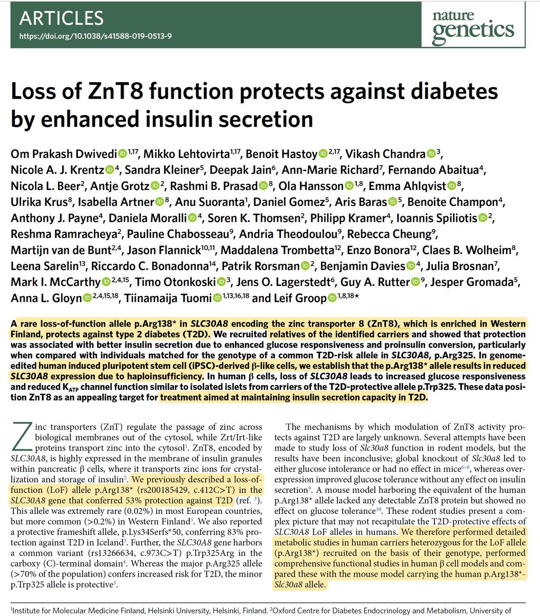 test Twitter Media - Setting a new standard for asserting that a rare allele is protective for a disease: human studies, replication, iPSC, #CRISPR, multiple models https://t.co/7jLVhuI1yR or https://t.co/rpRaiESk5z #T2DM #diabetes @FIMM_UH @lehtovitra @GroopLeif @legroop1 @CoECDG @FolkhalsanRC et al https://t.co/YYhteXUhxm
