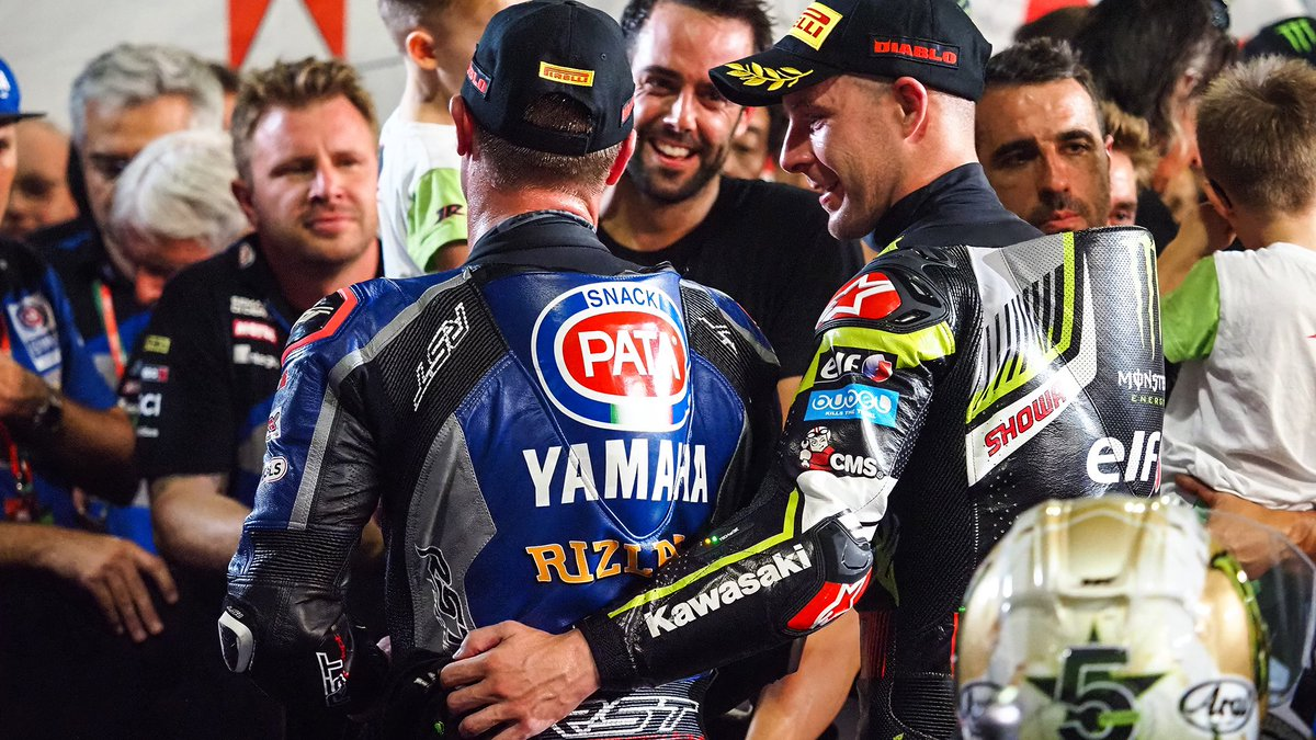 test Twitter Media - 🙌@jonathanrea previews new teammate @alexlowes22' 2020 chances!  📹VIDEO | #WorldSBK  https://t.co/yUeuHOWhki https://t.co/LC6YXErONu