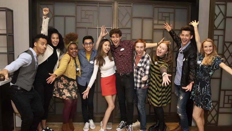 test Twitter Media - High School Musical: The Musical: The Series Season 1 Episode 1 added  #Movies #123movies #123movies4u #123movieshub #gostream #gomovies #123moviesfree #freemovies #Fmovies #yesmovies #Watch #Download #online #123moviesonline #HighSchoolMusical https://t.co/vkhyQpG36n