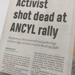 Guns, killing black activists in 2019? Kwanele. #EndGunViolenceSA https://t.co/pcs6v3L7RS