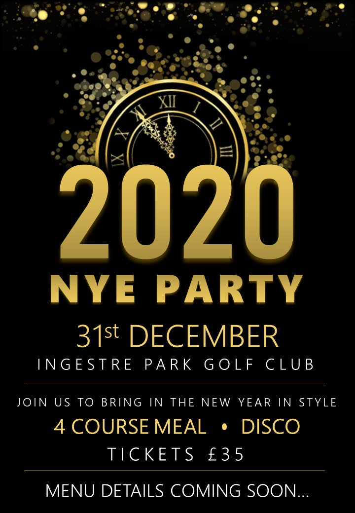 test Twitter Media - Lots to look forward to! 🙌  Ladies & Gents Presentation Nights 🏆, Quiz Night 🤔,Captain's Dinner 🍽️, Children's Christmas Party 🎉🎅 and end the year in style at ou New Year's Eve Party. 🥂 Make sure you have the dates in your diary! #IPGCSocial #festiveseason @IPGCourseupdate https://t.co/I6oa9ehOOJ