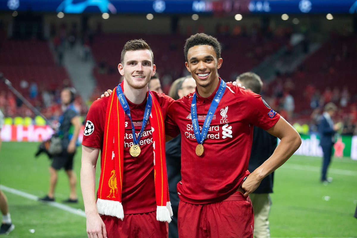 test Twitter Media - League assists since the start of 2017-18:   Trent and Robertson 🎯 30   Messi, Suarez and Dembele 🎯 30 Mbappe, Neymar and Cavani 🎯 26 Lewandowski, Gnabry and Coutinho 🎯 25   Unreal 👏 https://t.co/8EQ9vqKpJX