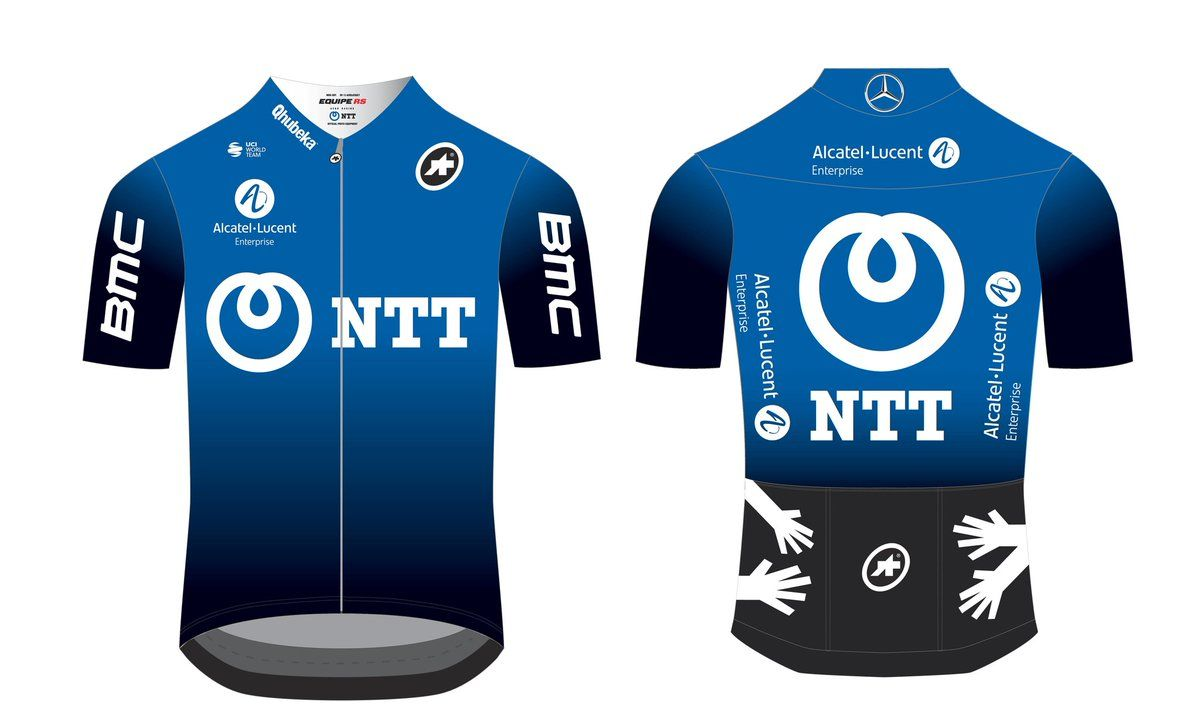 test Twitter Media - Dimension Data rebrands and goes blue as NTT Pro Cycling for 2020  African team confirms 27-rider roster and reveals new colours  https://t.co/LlF2kW1a5d https://t.co/TxL1CruRXI