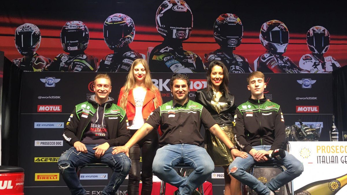 test Twitter Media - Scuderia Maranga launches 2020 campaign with fresh talent  @JIoverno and @indyoffer will join the team for next season in the WorldSSP300, whilst also confirming @borjasanchez_21 and more yet to come…  📃 | #WorldSSP300  https://t.co/K6Qzgf0OoC https://t.co/OFCYBeyto7