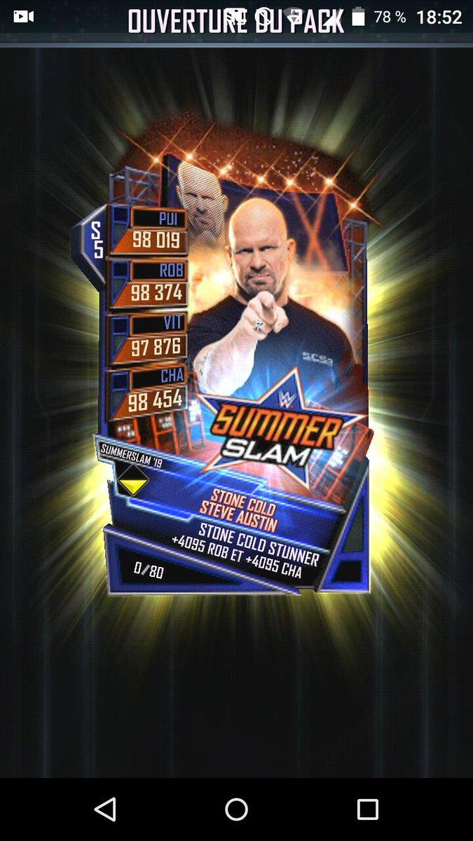 test Twitter Media - Single #WWESuperCard https://t.co/rySIULVxkK